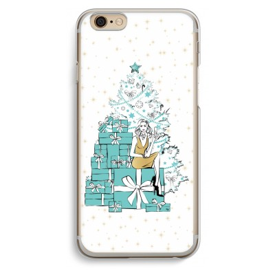 iphone-6-6s-transparante-cover - Christmas Tree