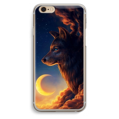 iphone-6-6s-funda-transparente - Night Guardian
