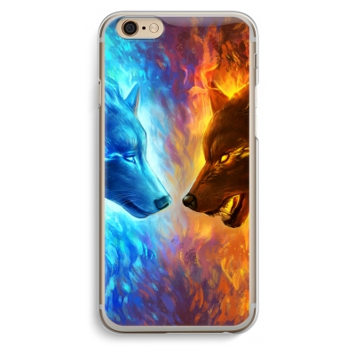 iphone-6-6s-funda-transparente - Fire & Ice