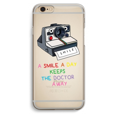 iphone-6-6s-transparante-cover - Smile