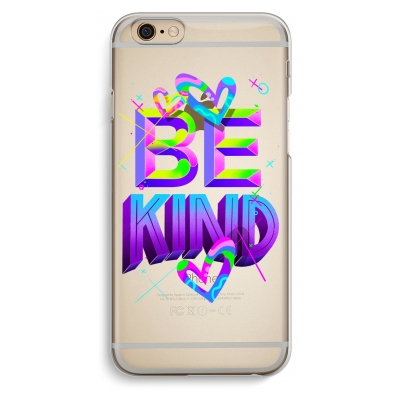 iphone-6-6s-transparante-cover - Be Kind