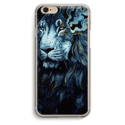 iphone-6-6s-transparante-cover - Darkness Lion