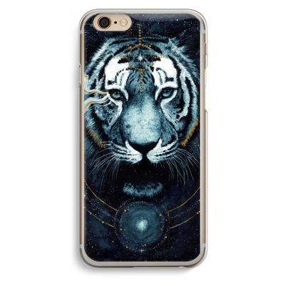 iphone-6-6s-transparante-cover - Darkness Tiger