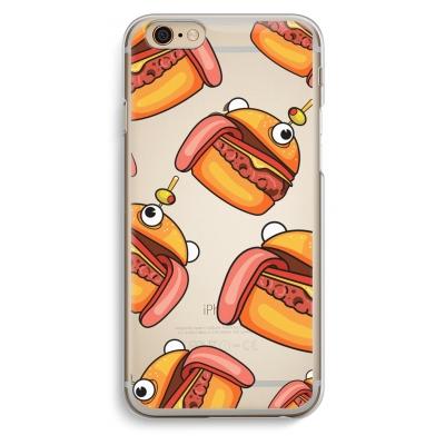 iphone-6-6s-funda-transparente - Hamburger
