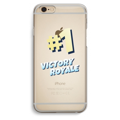 iphone-6-6s-cover-trasparente - Victory Royale