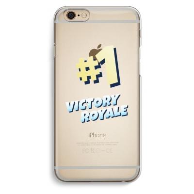 iphone-6-6s-funda-transparente - Victory Royale