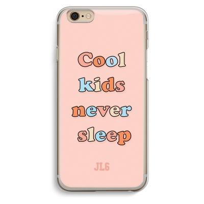 iphone-6-6s-transparent-case - Cool Kids Never Sleep