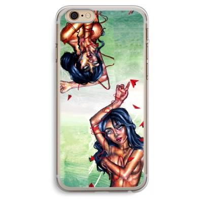 iphone-6-plus-6s-plus-transparent-case - Femme