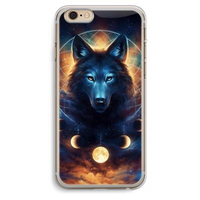 iphone-6-plus-6s-plus-transparent-case - Wolf Dreamcatcher