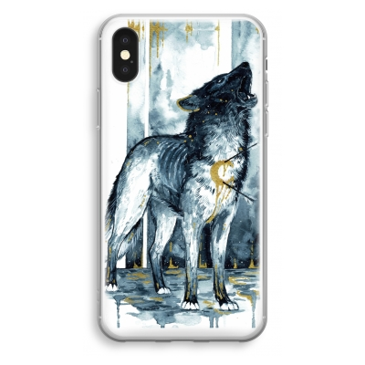 coque-transparente-iphone-xs - Bleeding Soul