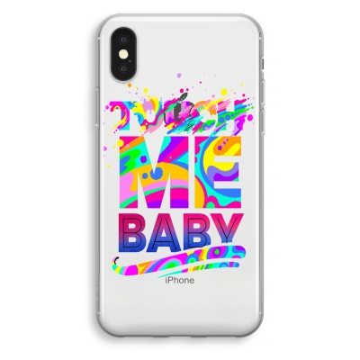 iphone-xs-transparant-case - Touch Me
