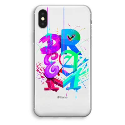 iphone-xs-transparant-case - Dream