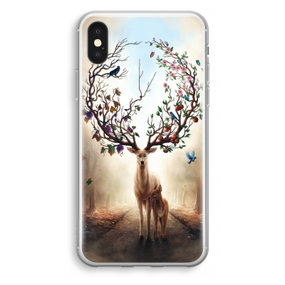 coque-transparente-iphone-xs - Seasons Change