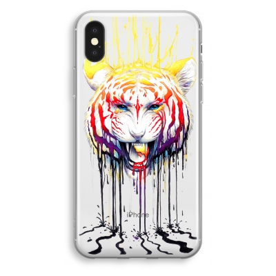 iphone-xs-transparant-case - Fading
