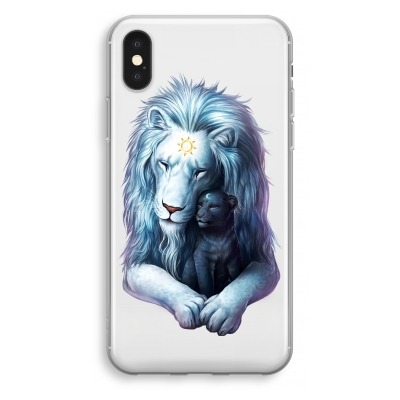 iphone-xs-transparant-hoesje - Child Of Light