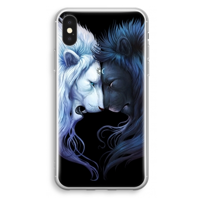 iphone-xs-cover-trasparente - Brotherhood