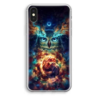 iphone-xs-transparant-hoesje - Aurowla