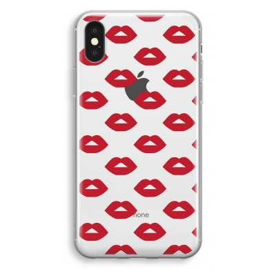 iphone-xs-cover-trasparente - Lips
