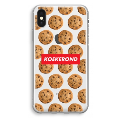iphone-xs-transparant-case - Koekerond