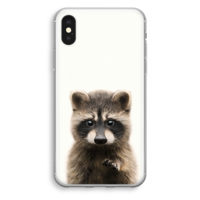 iphone-xs-funda-transparente - Rocco