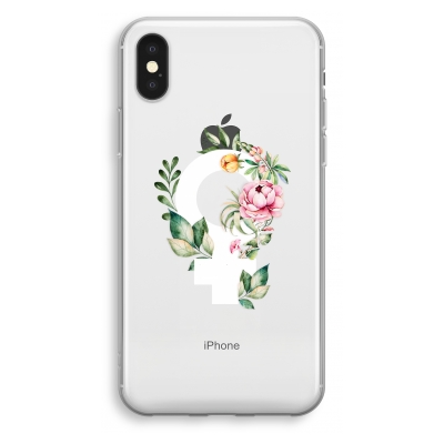 iphone-xs-transparant-case - Venus