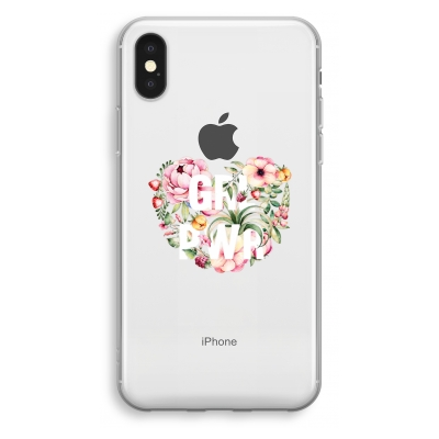 iphone-xs-transparant-case - GRL PWR Flower