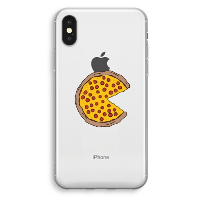 iphone-xs-transparant-hoesje - You Complete Me #2