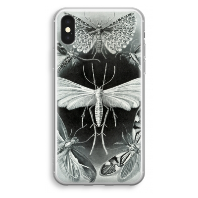 coque-transparente-iphone-xs - Haeckel Tineida
