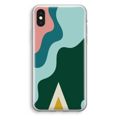 iphone-xs-cover-trasparente - Noor B