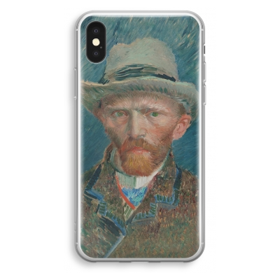 iphone-xs-transparant-case - Van Gogh