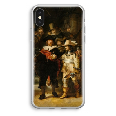 iphone-xs-transparant-case - De Nachtwacht