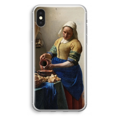 iphone-xs-transparant-hoesje - The Milkmaid