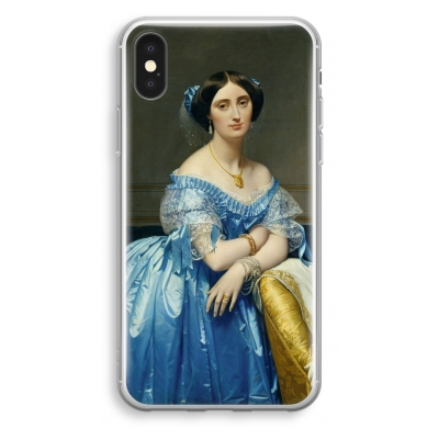 iphone-xs-transparant-hoesje - Eleonore