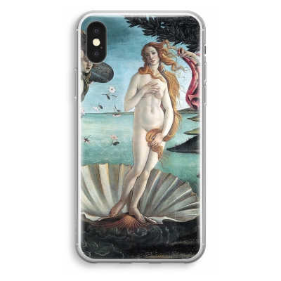 iphone-xs-transparant-hoesje - Birth Of Venus