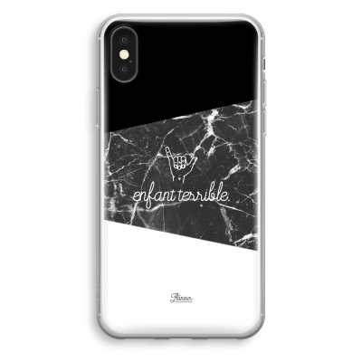 iphone-xs-funda-transparente - Enfant Terrible