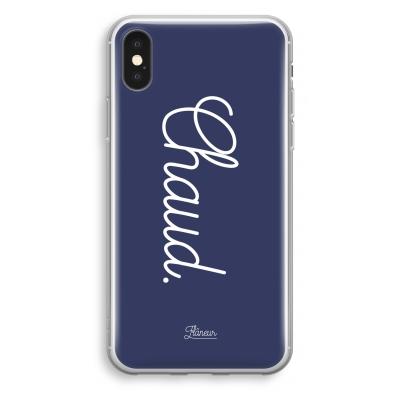 coque-transparente-iphone-xs - Chaud
