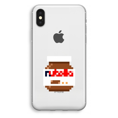 iphone-xs-transparant-hoesje - That Spread
