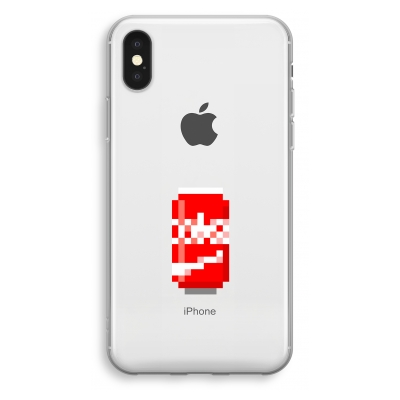 iphone-xs-transparant-hoesje - That Joy