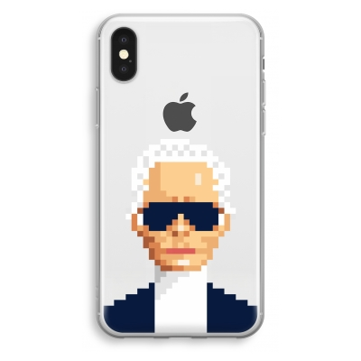 iphone-xs-funda-transparente - His Shades