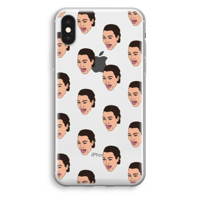 coque-transparente-iphone-xs - Ugly Cry Call