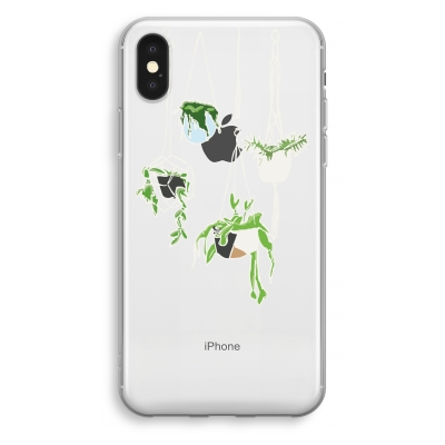 iphone-xs-transparant-hoesje - Hang In There
