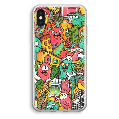 iphone-xs-transparant-case - Vexx City