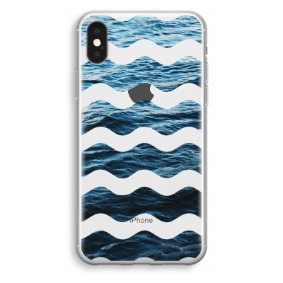 iphone-xs-transparant-case - Ocean