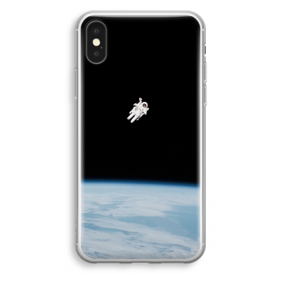 iphone-xs-transparant-case - Alone in Space