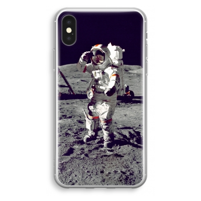 iphone-xs-transparant-case - Spaceman