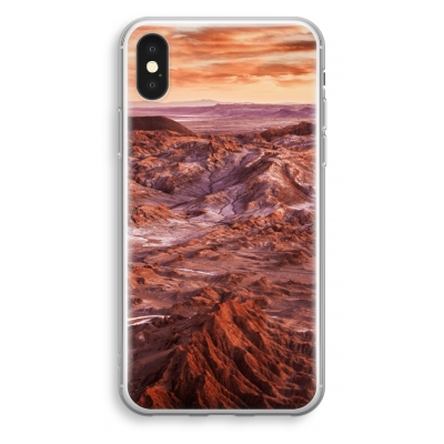 iphone-xs-transparant-case - Mars