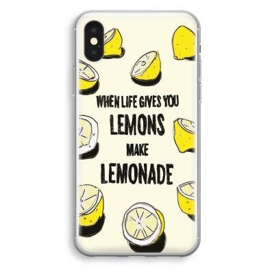 iphone-xs-cover-trasparente - Lemonade