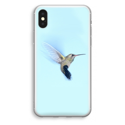 iphone-xs-transparant-case - Hummingbird