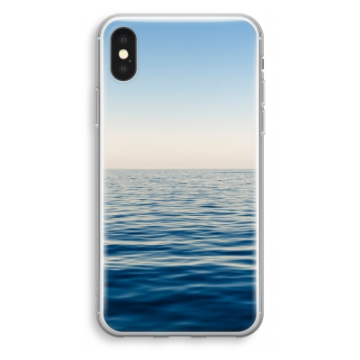 iphone-xs-transparant-case - Water horizon