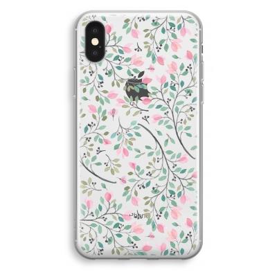 iphone-xs-cover-trasparente - Fiorellini